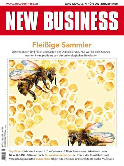 Cover: NEW BUSINESS - NR. 5, JUNI 2017