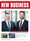 Cover: NEW BUSINESS Bundeslandspecial - BURGENLAND 2017