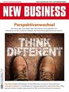 Cover: NEW BUSINESS - NR. 8, OKTOBER 2017
