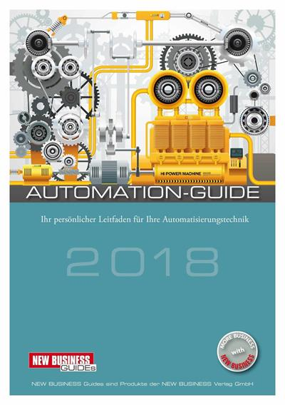 Cover: NEW BUSINESS Guides - AUTOMATION-GUIDE 2018