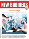 Cover: NEW BUSINESS - NR. 6, JULI/AUGUST 2018