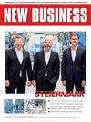 Cover: NEW BUSINESS Bundeslandspecial - STEIERMARK 2018