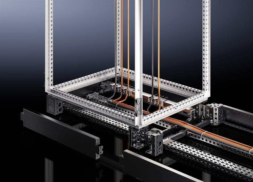 Neues Sockel-System für Schaltschränke und IT-Racks - NEW BUSINESS