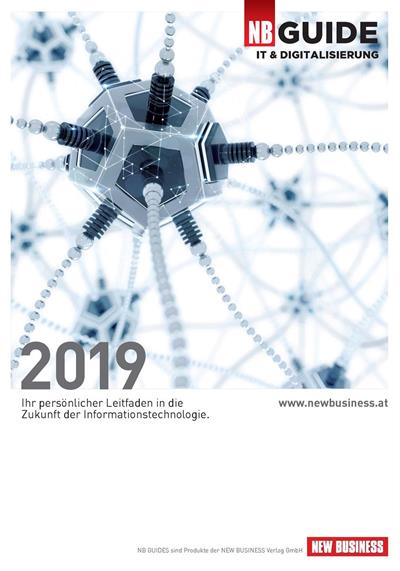 Cover: NEW BUSINESS Guides - IT- & DIGITALISIERUNGS-GUIDE 2019