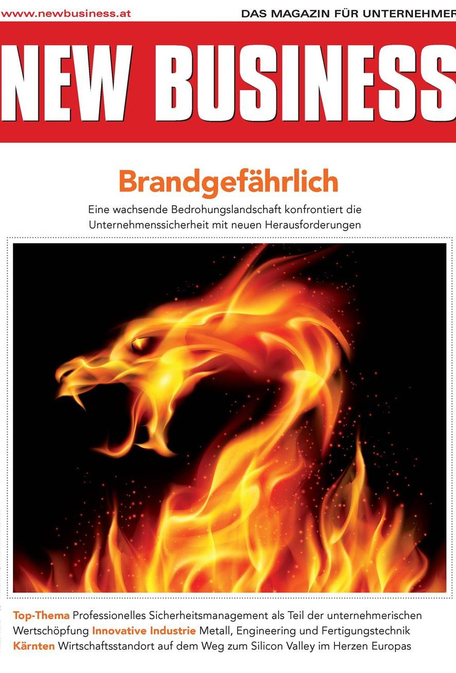 Cover: NEW BUSINESS - NR. 2, MÄRZ 2019