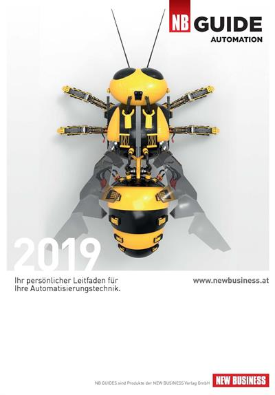 Cover: NEW BUSINESS Guides - AUTOMATION-GUIDE 2019