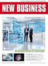 Cover: NEW BUSINESS Innovations - NR. 06, JULI/AUGUST 2019