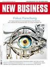 Cover: NEW BUSINESS - NR. 11, DEZEMBER 2019/JÄNNER 2020