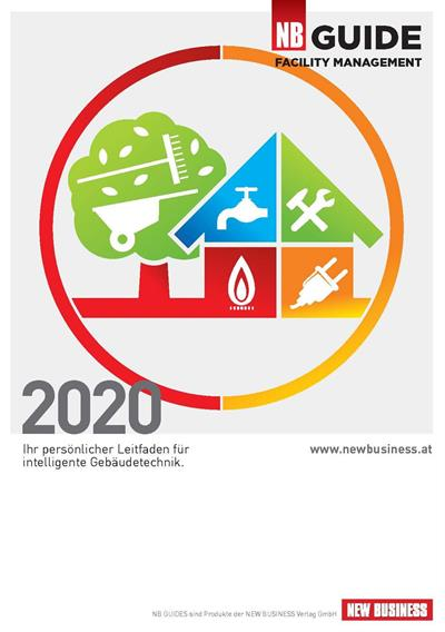 Cover: NEW BUSINESS Guides - FACILITY MANAGEMENT-GUIDE 2020