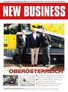 Cover: NEW BUSINESS Bundeslandspecial - OBERÖSTERREICH 2020