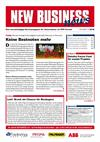 Cover: NEW BUSINESS News - 26-27/2016